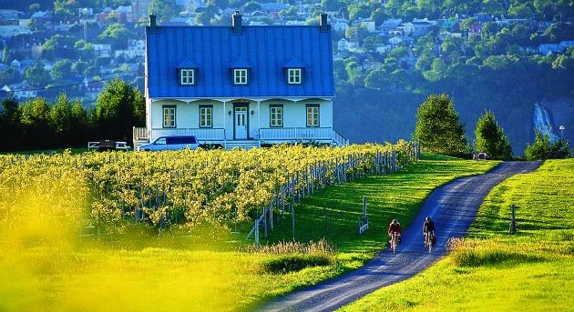 Неизбитые туристические маршруты Квебека